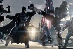 Бэтмен  (Batman) из Batman: Arkham Origins